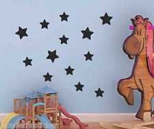 Stars vinyl wall art sticker childrens room decor decal new free post