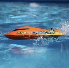 """ProBoat Jet Jam 12"""" Pool Racer Orange RC Boat : RTR"""