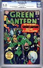 Green Lantern #46 - CGC 5.0 (VG/FN) 1966  Silver Age - DC Comics - HTF