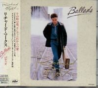 Richard Marx Ballads JAPAN CD with OBI TOCP-8336
