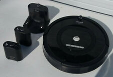 iRobot Roomba 770 Vacuum Cleaner With Charging Dock Virtual Wall (No Power Cord)