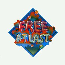 FREE FREE AT LAST CD ALBUM (Remastered 2016)