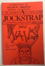 A Jockstrap Full of Nails by Bill Borst and Erv Fischer (1992, Paperback)