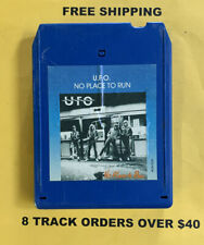 UFO No Place To Run 8 track tape tested