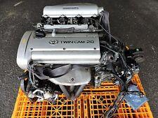 Toyota Corolla 4A-GE Silvertop 20 Valve 1.6L 5 Speed Manual JDM Swap w Warranty