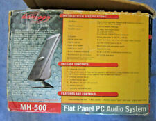 Monsoon MH-500 Complete UNUSED MINT system - Speakers Subwoofer Power Cord PUCK