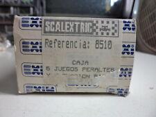 Scalextric 8510 - Caja 6 juegos peraltes y elevacion pista - EXIN LINES-BROS S.A