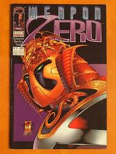 WEAPON ZERO N° 3 du 02/1998. Fantôme du passé -Image comics éditions SEMIC