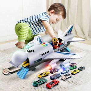 Aircraft Simulation Toy Large Size Passenger Plane Airliner Car For Kids