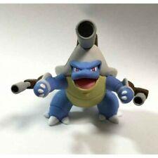 Pokemon XY Zukan 1/40 Scale Figure Mega Blastoise Gashapon Takara Tomy Rare