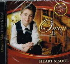 "OWEN MAC Brand New CD ""HEART & SOUL""  - IRISH COUNTRY"