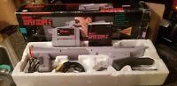 Super Nintendo SNES Super Scope 6 Complete In Box w/ Game Manuals Eye Piece