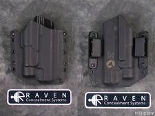 "Raven Concealment 1911 5"" Streamlight TLR-1 S Phantom Modular Short Shld Holster"