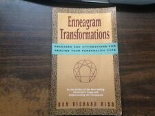 Enneagram Transformations by Don Richard Riso 1st Paperback