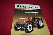 Fiat 55-56 55-56DT 65-56 65-56DT Tractor Dealers Brochure YABE12