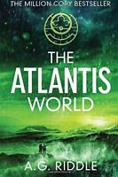 The Atlantis World (The Origin Mystery, Book 3) by Riddle, A.G.