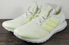 Adidas Ultraboost Clima 'Solar Yellow' Men's Size 9 Running AQ0481 Footwear