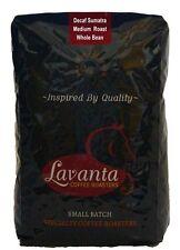 LAVANTA COFFEE DECAF SUMATRA