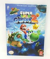Super Mario Galaxy 2 Official Prima Games Strategy Game Guide
