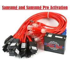 Z3x Samsung and Samsung PRO activated FULL HOT new original +cables set