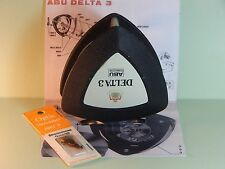 1960' Vintage ABU Delta 3 fly reel with ABU Optic Streamer Fly-Used,excellent+