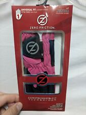 New Zero Friction Youth Golf Glove Left One Size Fits All