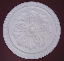 "Ceiling Rose Size 410mm 16""- 'Beaulieu' Lightweight Polystyrene *We Combine P&P*"