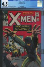 CGC 4.5 X-MEN #14 1ST APPEARANCE OF THE SENTINELS OW/W PAGES 1965 JACK KIRBY