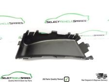 AUDI A6 C6 NEW S-LINE DRIVERS SIDE BUMPER FOG GRILL COVER REAR DUCT TRIM 2005-08