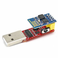 RCmall USB to ESP8266 ESP-01 Wireless Wifi Adapter Module CH340G Driver IC