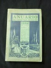 ANNUARIO DE LOURENCO MARQUES 1942 COLONIA DE MOCAMBIQUE - MOZAMBIQUE GUIDEBOOK
