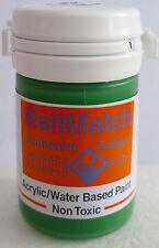 RailMatch 2632 SR Malachite Green Acrylic Paint 18ml Pot