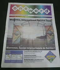 2007 World Scout Jamboree OFFICIAL PARTICIPANTS & IST ONE WORLD Newspapers 5 PCS