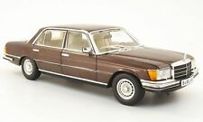 REVELL MERCEDES 450SEL W116  1:18 Brown Color! Sold Out Color! Last One!!