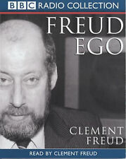 Clement Freud: Freud EGO by Sir Clement Freud (Audio cassette, 2001)