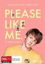 PLEASE LIKE ME - SEASON 1 2 3 4 Box Set -  DVD - UK Compatible