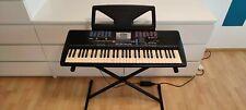 Spar-Angebot: Yamaha PSR230 Keyboard mit Ständer und Notenhalter GM Midi TOP!!!