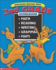 Scholastic Success With: 2nd Grade (Bind-Up) by Cooper, Terry