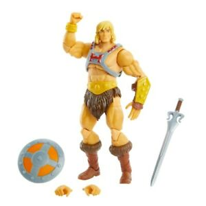 Masters of the Universe Masterverse Revelation He-Man Action Figure Brand New