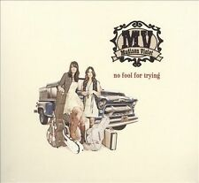 No Fool for Trying [Digipak] by Madison Violet (CD, Sep-2009, True North...