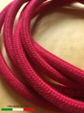 Diesel Fuel Injector Cloth Braid Hose 3.5mm ID for Mercedes VW 5 meter red roll
