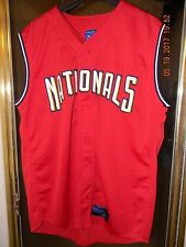 WASHINGTON NATIONALS  #34 BRYCE HARPER JERSEY RED, Size X-LARGE