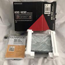 Kenwood KDC-1032 Car Stereo CD Receiver AM/FM Detachable Face 200W Old School