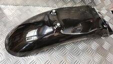 TRIUMPH  T100 BONNEVILLE BLACK SHORTER REAR FENDER, SMOOTH