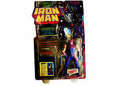 Marvel Comic Iron Man Hawkeye with Bow and Arrow Arsenal Toy Biz