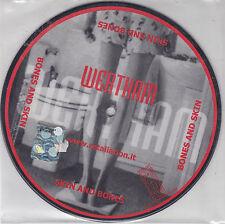"""Wertham /  Macelleria Mobile Di Mezzanotte - split  45"""" 7"""" picture disc"""