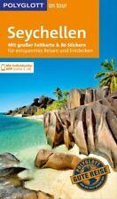 POLYGLOTT on tour Reiseführer Seychellen. Mit großer Faltkarte, 80 Stickern und