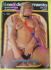 book libro PELO SENZA FRONTIERE 1975 I neri del momento 20 (L17)