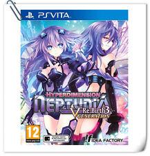 PSV Hyperdimension Neptunia Re;Birth3: V Generation PlayStation VITA RPG Compile