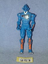 Power Rangers  Jungle Fury Blue Shark Ranger (253)